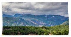 Rockies - Clouds Hand Towel