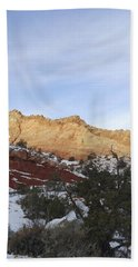 Rocky Slope Hand Towel