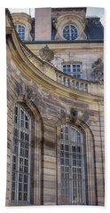 Rohan Palace In Strasbourg Bath Towel
