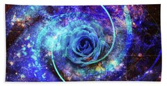 Rosa Azul Bath Towel