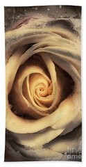 Rosy Reflections Hand Towel