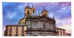 Royal Basilica Of San Francisco El Grande Bath Towel
