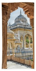 Royal Cenotaphs Bath Towel