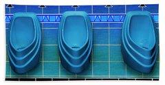 Royal Flush Bath Towel