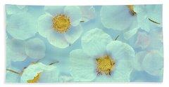 Rubus Parviflorus   Bath Towel