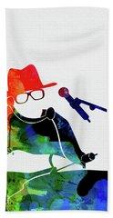Run Dmc Watercolor Bath Towel