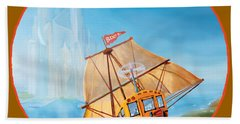 Sailbus Hand Towel