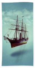 Sailed Away Bath Towel