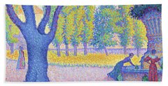 Saint-tropez, Fountain Of The Lices - Digital Remastered Edition Hand Towel