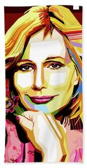 Sally Kellerman Bath Towel