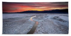 Salt Creek Flats Hand Towel