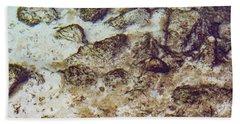 Sand 3 Rivers Hand Towel