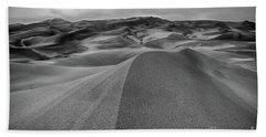 Sand Dune Ridge Bath Towel