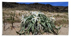 Star Lilys Its Springtime In The Rockys Bath Towel