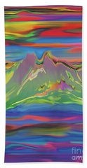 Santa Fe Sunset Bath Towel
