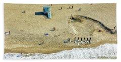 Santa Monica Beach 2 Bath Towel