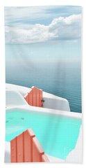 Santorini Pool Bath Towel