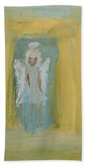 Sassy Frassy Angel Bath Towel