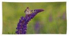 Savannah Sparrow Hand Towel