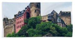 Schonburg Castle Bath Towel