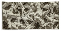 Sea Stars Bath Towel