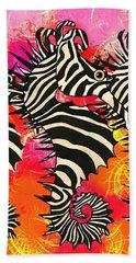 Seazebra Digital11 Bath Towel