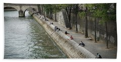 Seine Bath Towel