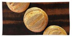 Sesame Seed Stripes 1 Hand Towel