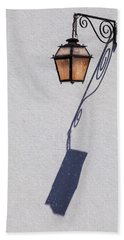 Shadow Lamp Bath Towel