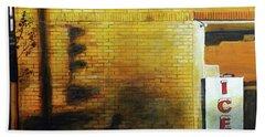 Shadows On The Wall Hand Towel