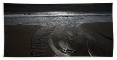 Shore Of The Cosmic Ocean Hand Towel