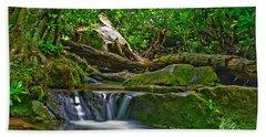 Sims Creek Waterfall Bath Towel