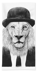 Sir Lion Bath Towel