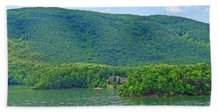 Smith Mountain Lake, Va. Bath Towel