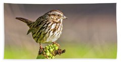 Songster Perching Hand Towel