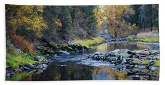 South Fork Autumn Hand Towel