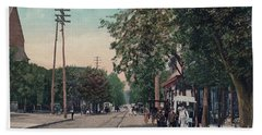 South Main Street Phillipsburg N J Bath Towel