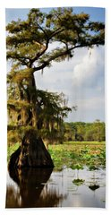 Southern Canapoy  Hand Towel