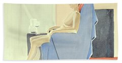 Sovande Sittande Sitting Asleep 2013 06 15-16_0091 4 Mb Up To 61x91 Cm  Hand Towel