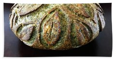 Spicy Spinach Sourdough 2 Hand Towel
