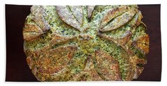 Spicy Spinach Sourdough Hand Towel