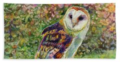 Spring Attraction Hand Towel