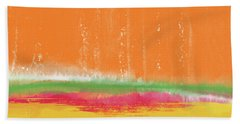 Spring Crush- Art By Linda Woods Hand Towel