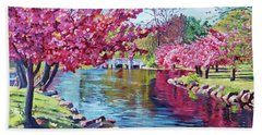 Spring Soliloquy Hand Towel