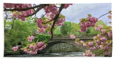 Spring Time In Windham  Hand Towel