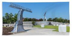 Springfield Village Park - Augusta Ga Hand Towel