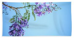 Springtime Beauty Bath Towel