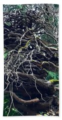Stacked Tree Hand Towel