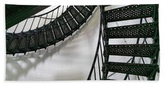 Stairs 3 Hand Towel