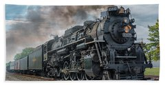 Steam Train  Hand Towel